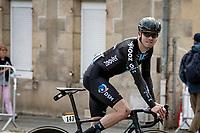 Casper Pedersen (DEN/DSM) post-race<br /> <br /> Stage 3 from Lorient to Pontivy (183km)<br /> 108th Tour de France 2021 (2.UWT)<br /> <br /> ©kramon