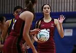 Kings College Premier Netball v Auckland Girls Grammar, Auckland Netball Centre, Auckland, Saturday 31 July 2021. Photo: Simon Watts/www.bwmedia.co.nz