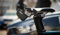 3 Days of De Panne.stage 3b: De Panne-De Panne TT..costumised Campognolo EPS battery holder..
