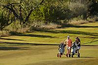 SAN ANTONIO, TX - OCTOBER 27, 2015: The UTSA Alamo Invitational Golf Tournament at the Briggs Ranch Golf Club. (Photo by Jeff Huehn)