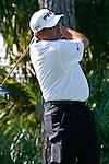 PALM BEACH GARDENS, FL. - Angel Cabrera during Round Three play at the 2009 Honda Classic - PGA National Resort and Spa in Palm Beach Gardens, FL. on March 7, 2009.