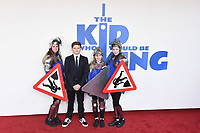 """Louis Ashbourne Serkis<br /> arriving for the premiere of """"The Kiid who would be King"""" at the Odeon Luxe cinema, Leicester Square, London<br /> <br /> ©Ash Knotek  D3476  03/02/2019"""