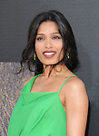 """Freida Pinto attends The 20th Century Fox L.A. Premiere of """"Rise of the Planet of The Apes"""" held at The Grauman's Chinese Theatre in Hollywood, California on July 28,2011                                                                               © 2011 DVS / Hollywood Press Agency"""