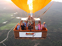 2020 March Hot Air Balloon Cairns