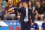 League LNFS 2018/2019.<br /> PlayOff Final. 1er. partido.<br /> FC Barcelona Lassa vs El Pozo Murcia: 7-2.<br /> Diego Giustozzi.