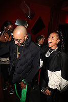 NEW YORK, NY- SEPTEMBER 12: Swizz Beatz and Alicia Keys pictured at Swizz Beatz Surprise Birthday Party at Little Sister in New York City on September 12, 2021. Credit: Walik Goshorn/MediaPunch