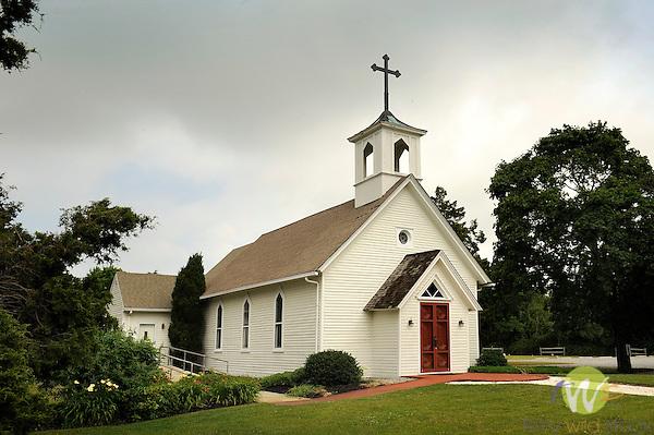Saint Elizabeth Roman Catholic Church, US Highway 47 North, Goshen, NJ...