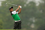 Ashbeer Saini of India during the 2011 Faldo Series Asia Grand Final on the Faldo Course at Mission Hills Golf Club in Shenzhen, China. Photo by Raf Sanchez / Faldo Series