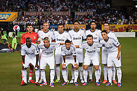 Real Madrid vs. A. C. Milan, August 8, 2012