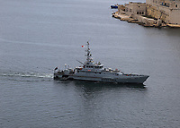 HMC Valiant in Malta. STOCK PICTURE