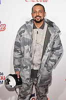 Sean Paul<br /> at the Jingle Bell Ball 2016, O2 Arena, Greenwich, London.<br /> <br /> <br /> ©Ash Knotek  D3208  03/12/2016