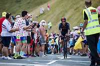 Jonathan Castroviejo (ESP/Ineos Grenadiers)<br /> <br /> Stage 8 from Cazères-sur-Garonne to Loudenvielle 141km<br /> 107th Tour de France 2020 (2.UWT)<br /> (the 'postponed edition' held in september)<br /> ©kramon