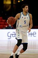 11-02-2021: Basketbal: Donar Groningen v Apollo Amsterdam: Groningen  Donar speler Leon Williams