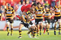 Munster v Wasps 20110820