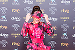 Actress Maria Barranco attends the red carpet previous to Goya Awards 2021 Gala in Malaga . March 06, 2021. (Alterphotos/Francis González)