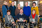 Great Southern Hotel Reunion Committee Meeting at the Dromhall Hotel, Killarney last Monday. Pictured are front l-r Kathy Brosnan, John Fitzgerald and Kathleen Bhuiyan, back l-r Paul O'Sullivan, Sheila Casey, michael Rosney and Dora Brown.