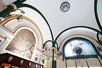 Gustave Eiffel post office in  District One - Ho Chi Minh City.