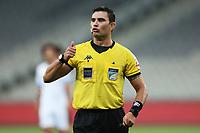 9th June 2021; Arena da Baixada, Curitiba, Brazil; Copa do Brazil, Athletico Paranaense versus Avai; Referee Marielson Alves Silva
