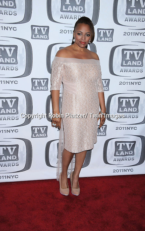 Kim Fields  attending The TV Land Awards 2011 .on April 10, 2011 at the Jacob Javits Center in New York City.