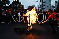 05.02.2019 - Protesto contra o aumento da Tarifa em SP