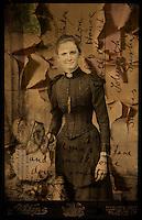 Self portrait as family member Emily