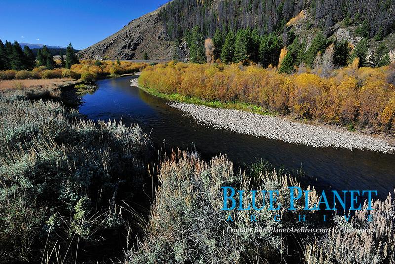 Fraser River, Tabernash, Colorado