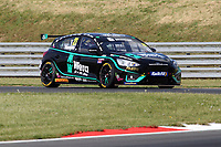 Rounds 3,4 & 5 of the 2020 British Touring Car Championship. #21 Jessica Hawkins. Racing with Wera & Photon Group. Ford Focus ST.
