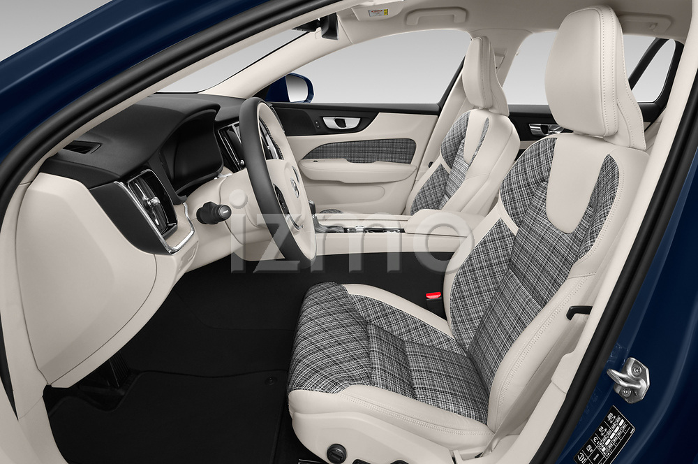 Front seat view of 2019 Volvo V60-Crosscountry - 5 Door Wagon Front Seat  car photos