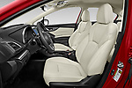 Front seat view of 2021 Subaru Impreza Limited 4 Door Sedan Front Seat  car photos
