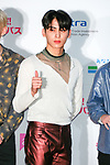 """Tae-Yang(SF9), May 19, 2019 : K-Culture festival """"KCON 2019 JAPAN"""" at the Makuhari Messe Convention Center in Chiba, Japan. (Photo by Pasya/AFLO)"""