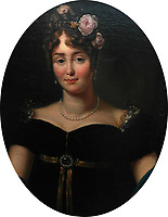 BNPS.co.uk (01202 558833)<br /> Pic: C&TAuctions/BNPS<br /> <br /> PICTURED: Marie Walewska<br /> <br /> An extravagant gold and diamond necklace Napoleon reputedly gave his Polish mistress has emerged for sale for £12,000.<br /> <br /> The lavish piece of jewellery is thought to have been a gift from the Little General to Maria Countess Walewska in 1810.<br /> <br /> The receipt it was sold with reveals it was purchased on May 4, 1810, just six days before she gave birth to their lovechild.<br /> <br /> Experts believe this could have been a present to mark the arrival of Alexandre Joseph.<br /> <br /> At the time, the adulterous Frenchman had only just married the Archduchess Marie-Louise of Austria.