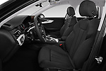 Front seat view of a 2018 Audi A4 Avant Sport 5 Door Wagon front seat car photos
