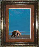 """Image Size:  14"""" x 20""""<br /> Finished Frame Dimensions:  25"""" x31""""<br /> Quantity Available: 1"""
