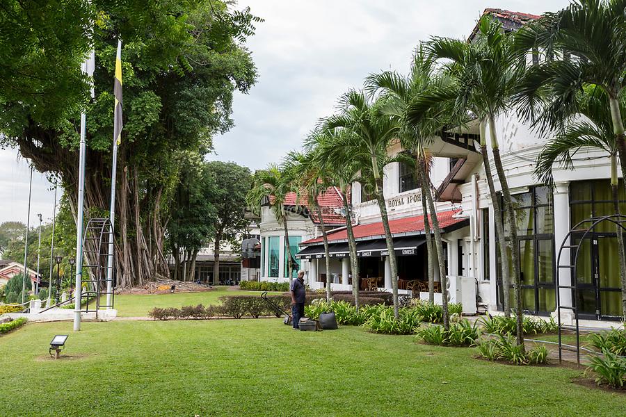 Royal Ipoh Club, Ipoh, Malaysia.
