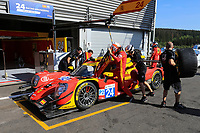 ELMS AMBIANCE AND AUTOGRAPH SESSION - 4 HOURS OF SPA FRANCORCHAMPS (BEL) ROUND 5 09/21-23/2018