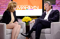 January  2011 Hand Out Photo  - Marilyn Denis chats with Eric Braeden - everyone's favourite leading man who plays Victor Newman on THE YOUNG AND THE RESTLESS - on Monday's THE MARILYN DENIS SHOW