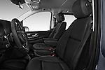Front seat view of 2018 Mercedes Benz Metris Passenger-Van 5 Door Passenger Van Front Seat  car photos