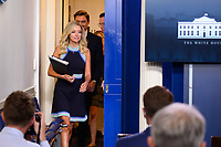 SEP 24 Kayleigh McEnany at White House Press Conference