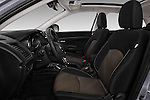 Front seat view of 2015 Mitsubishi ASX Diamond Edition 5 Door SUV Front Seat  car photos