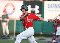 July 28th 2007:  Buster Posey during the Cape Cod League All-Star Game at Spillane Field in Wareham, MA.  Photo by Mike Janes/Four Seam Images