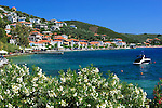 Greece, Thessaly, peninsula Pelion (also named Pilion), Afyssos (Afissos): former fishing village at Pagasetic Gulf | Griechenland, Thessalien, Halbinsel Pelion (auch Pilion), Afyssos (Afissos): ehemaliges Fischerdorf am Pagasaeischen Golf