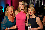 Kathy O'Neil, Lisa Francisco and Lisa Mears at the Ballet Ball at the Wortham Theater Saturday  Feb. 16,2008.(Dave Rossman/For the Chronicle)