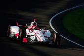 Verizon IndyCar Series<br /> Indianapolis 500 Practice<br /> Indianapolis Motor Speedway, Indianapolis, IN USA<br /> Monday 15 May 2017<br /> Pippa Mann, Dale Coyne Racing Honda<br /> World Copyright: Phillip Abbott<br /> LAT Images<br /> ref: Digital Image abbott_indyP_0517_9452