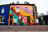 Pictured: A general view of Gwdihw in Guildford Crescent, Cardiff, Wales, UK. Thursday 10 January 2019<br /> Re: Calls have been made for a board to be set up to help safeguard music in Cardiff following the closure of one venue and another under threat.<br /> Buffalo has closed, with owners citing business rate rises, while Gwdihw is also set to shut later this month after its landlord did not renew the lease.