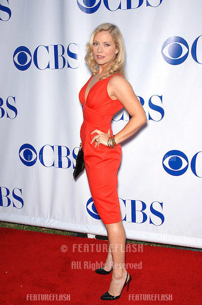 """CSI: Miami star Emily Procter at the CBS Summer Press Tour """"Stars Party 2007"""" on the Wadsworth Theatre Great Lawn..July 20, 2007  Los Angeles, CA.Picture: Paul Smith / Featureflash"""
