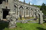 St Neolt Cornwall Celtic Cross' in grave yard.