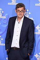 Louis Theroux<br /> celebrating the inspirational winners in this year's National Lottery Awards, the search for the UK's favourite National Lottery-funded projects.  The glittering National Lottery Awards show, hosted by Ore Oduba, is on BBC One at 10.45pm on Wednesday 26th September.<br /> <br /> ©Ash Knotek  D3434  21/09/2018
