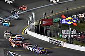 #19: Martin Truex Jr., Joe Gibbs Racing, Toyota Camry Bass Pro Shops / TRACKER ATVs & Boats / USO