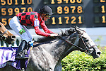 May 1 2015: Power Alert (AUS) with Julien Leparoux wins the 21st. running of the Grade III Turf Sprint for 4-year olds & up, going 5 furlongs on the turf at Churchill Downs. Trainer Brian Lynch. James Covello, AJ Suited Racing Stable and Brian Lynch. Sue Kawczynski/ESW/CSM
