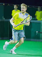 10-02-13, Tennis, Rotterdam, qualification ABNAMROWTT, Bachinger